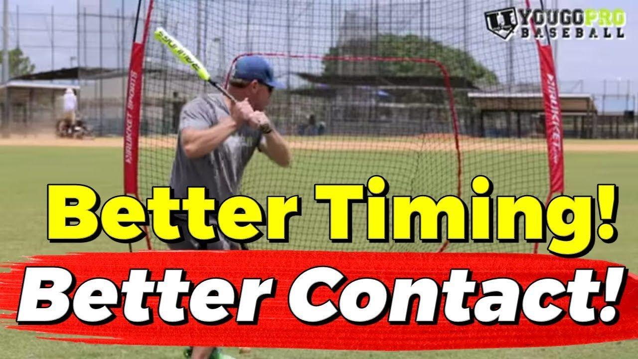 Hitting Drills For Timing Bat Control Extremely Effective Backyard Baseball