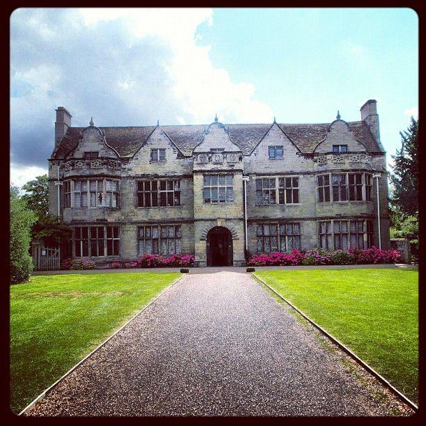 St John's House, Warwick, England Photo by _mr_jed • Instagram