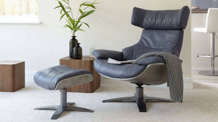 12 Furniture Ideas For Tall People - Housessive | Modern Recliner Chairs, Best Recliner Chair, Reclining Armchair