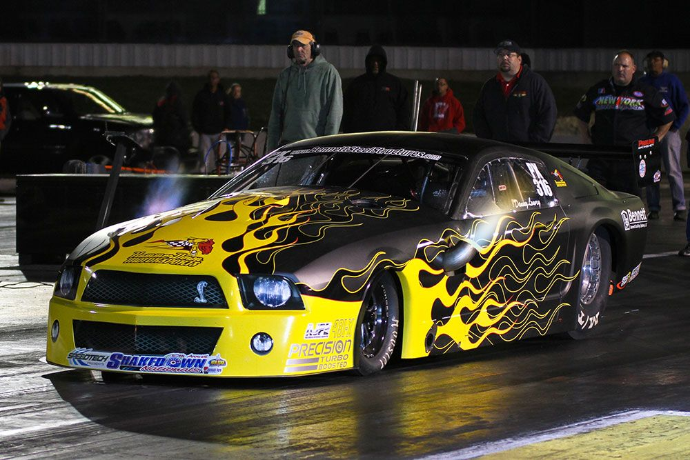 Mean Race Cars Danny Lowry Pro Extreme Mustang Rendering