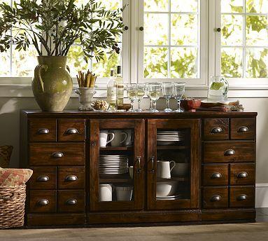 die besten 25 k chenbuffet ideen auf pinterest k che buffet tisch k che buffet schrank und. Black Bedroom Furniture Sets. Home Design Ideas
