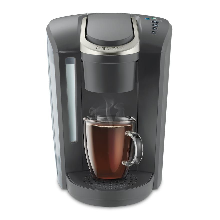 Keurig K Select Single Serve K Cup Pod Coffee Maker With Strength Control Single Coffee Maker Pod Coffee Makers Coffee Maker