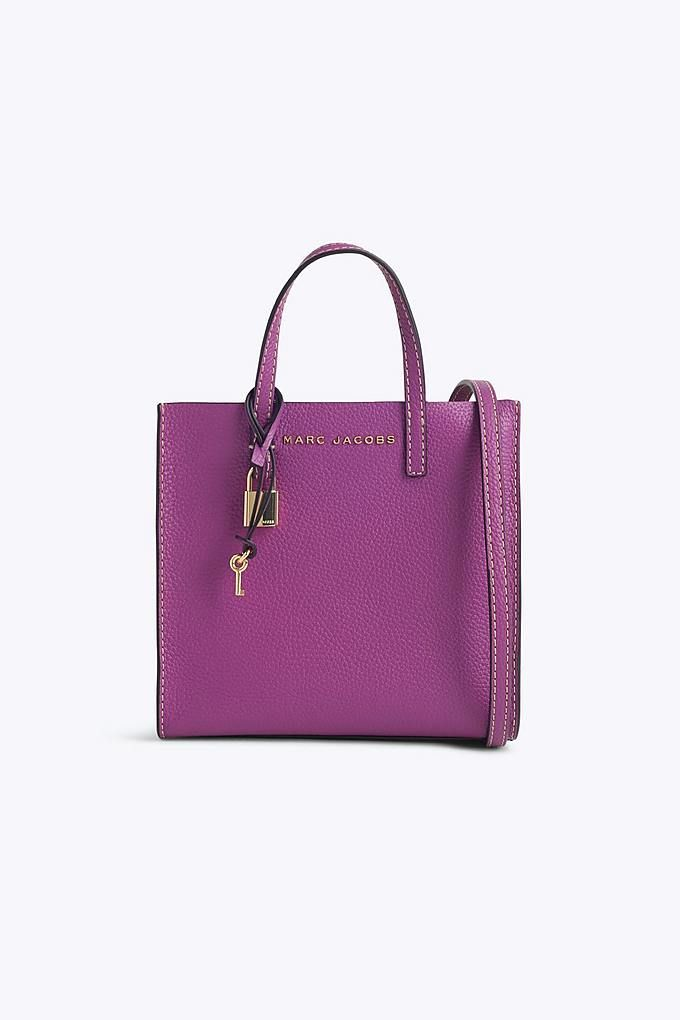 Marc Jacobs The Mini Grind Tote in Rhubarb  6c1850ceb83