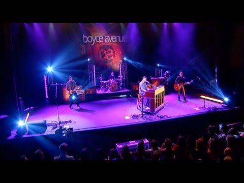 Boyce Avenue - Broken Angel (Live In Los Angeles) on iTunes & Spotify