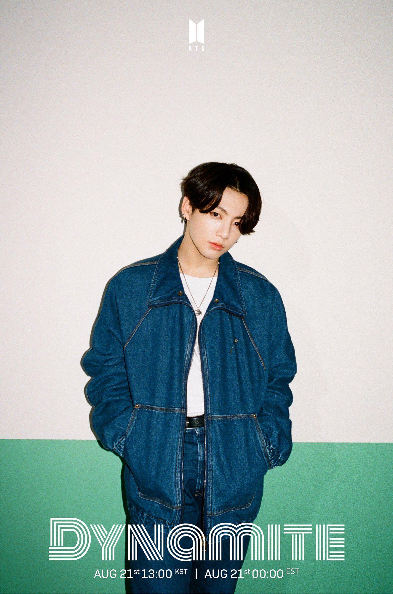 Bighit Entertainment On Twitter Jungkook Bts Jungkook Jeon Jungkook Bts jungkook dynamite wallpaper