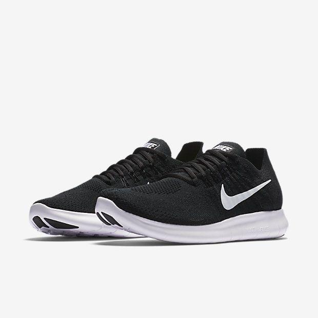 nike free rn 2017 women's running shoe black
