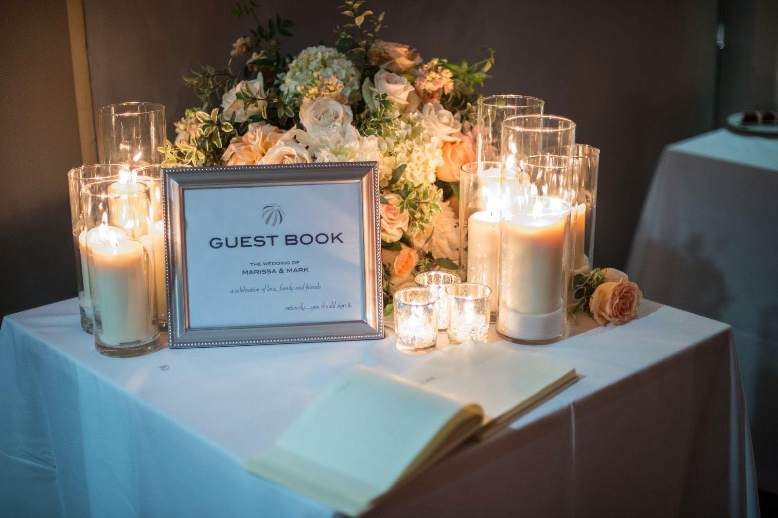 romantic-beach-wedding - guestbook table | beach wedding | Pinterest ...