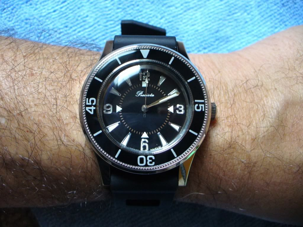 Precista Prs 50b Vs Mkii Stingray Watches Watches
