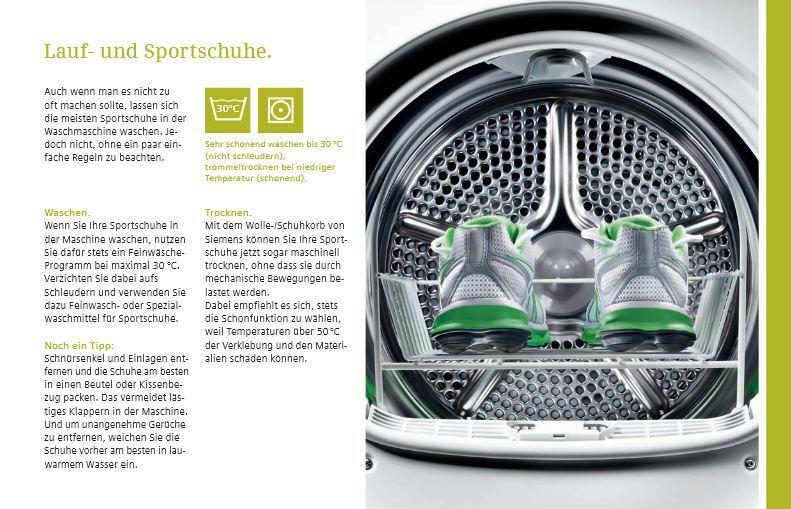 Laufschuhe in der Waschmaschine waschen? Mit den Tipps zum Glück kein Problem mehr! :-)