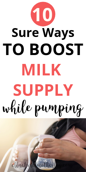 How To Increase Milk Supply While Pumping 10 Ideas That -2292