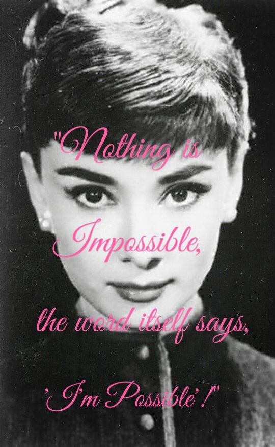 Audrey Hepburn Edit I Made Sized For Iphone 6 Wallpapers Iphone 6 Wallpaper