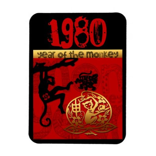 born in monkey year 1980 chinese new year 2016 - Chinese New Year 1980