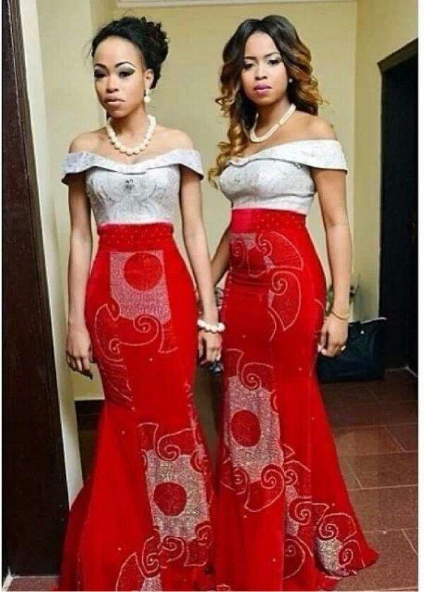 6 Ways To Rock African Dresses Prints Wedding Pinterest