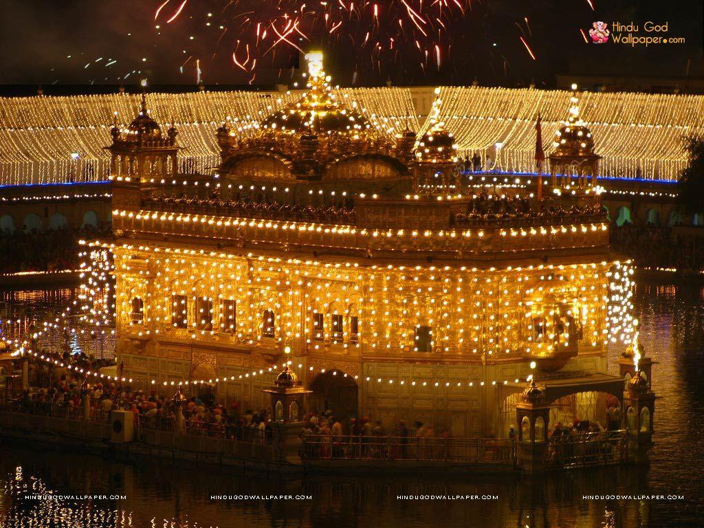 golden temple diwali wallpaper - photo #27
