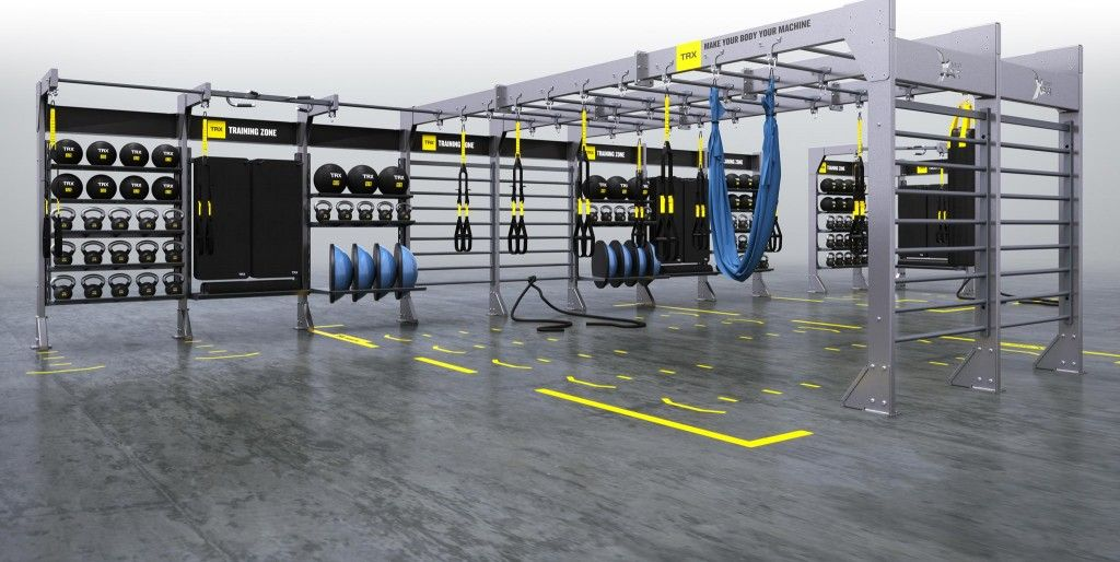 Trx a world leader in functional training inspired