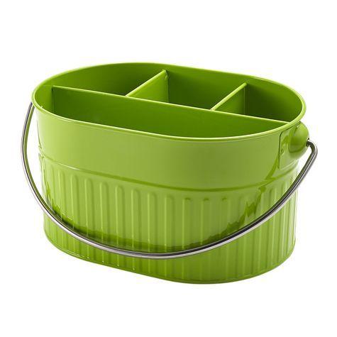Green Flatware Caddy: Shopko