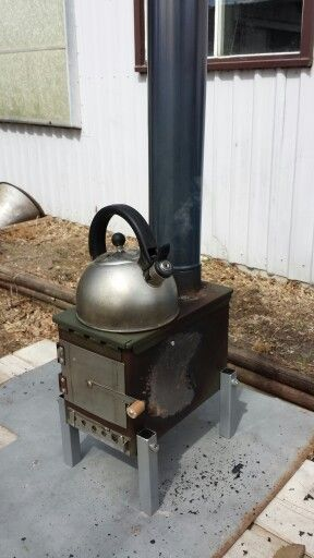 Ammo Can Stove 50 Fat Cal. I took the best ideas and used the materials & Ammo Can Stove 50 Fat Cal. I took the best ideas and used the ...