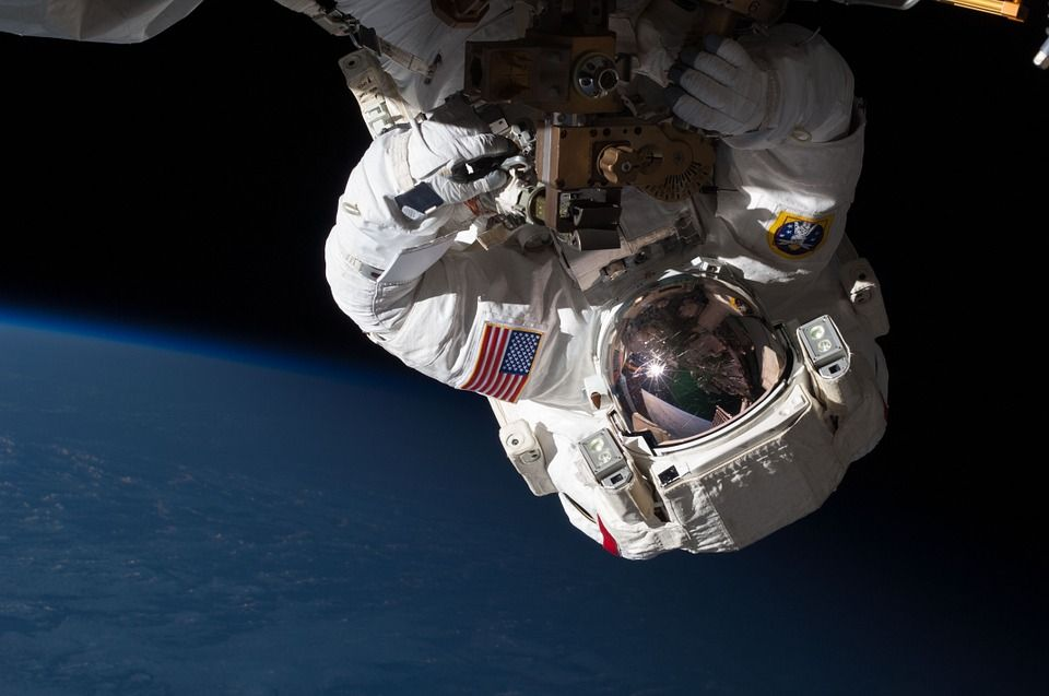 Defibrillators in space; how do astronauts perform lifesaving treatment in zero gravity?