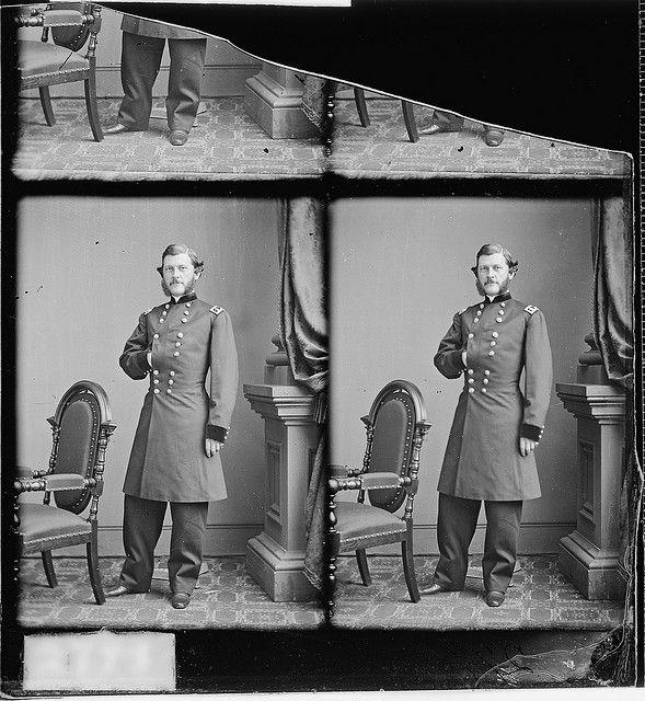 Gen. John C. Parke by The U.S. National Archives, via Flickr