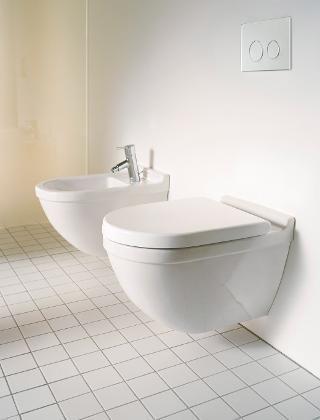 Starck 3 Duravit Badkamer Toilet