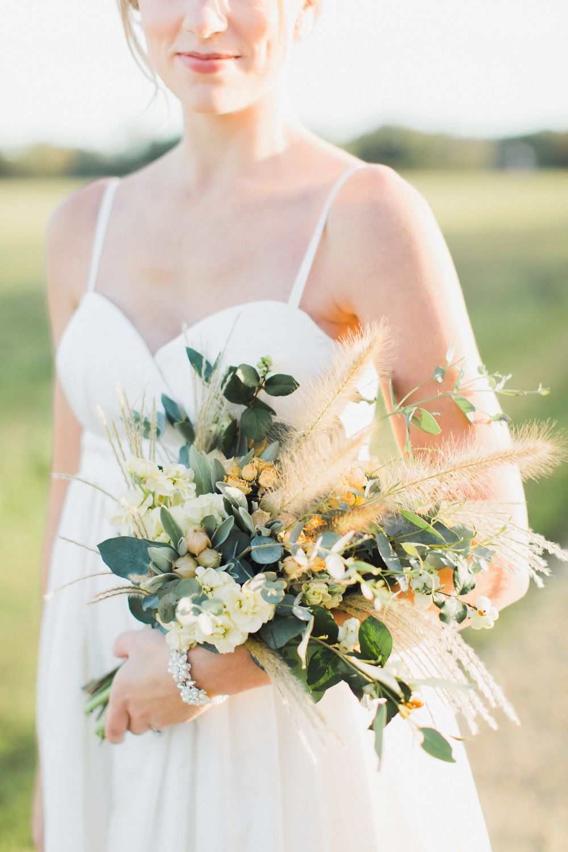 rustic vermont fall harvest wedding inspiration ...