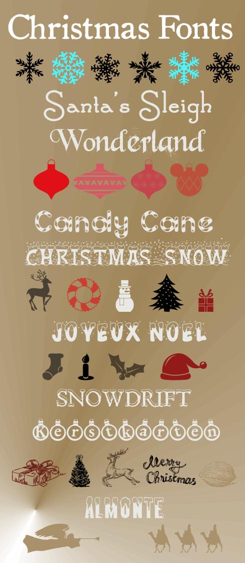 Free Christmas Fonts Christmas Fonts Free Christmas Fonts Holiday Crafts Diy Decoration