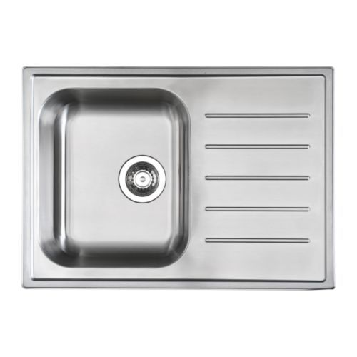 German Kitchen Sink // This is a typical sink for your German BIK ...