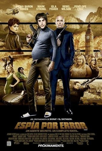 Espia Por Error 2016 Bdrip Latino Comedia Http Cinefire Tk Full Movies Online Free Grimsby Full Movies Online