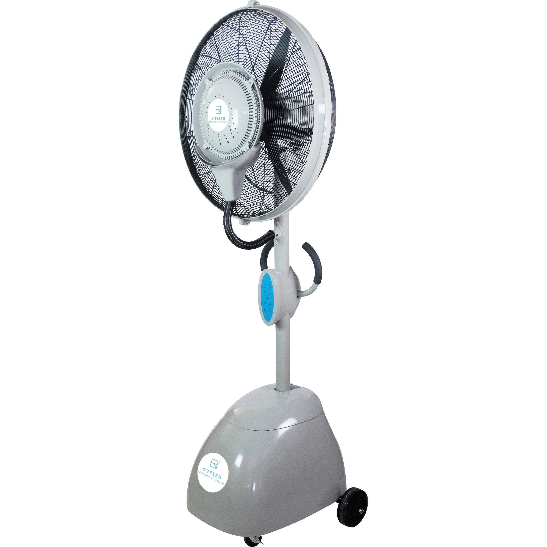 Ventilateur Brumisateur Sur Pied O Fresh 200 Cm 172 D 70