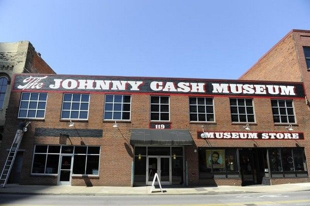 Johnny Cash Museum Plans To Open In Nashville In May Johnny Cash