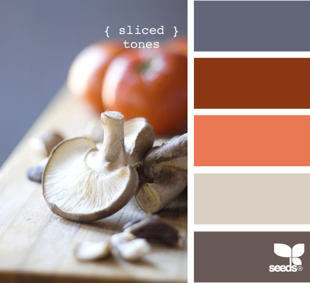 I love this website. So many great color combinations with pictures to see how they mesh.