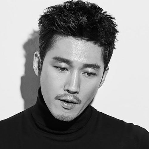 Cool Asian Goatee Asian Facial Hair Asian Beard Asian Men Hairstyle