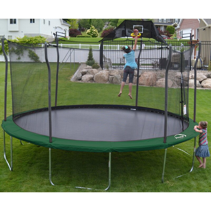 How To Assemble A Trampoline Trampoline Life Assembly
