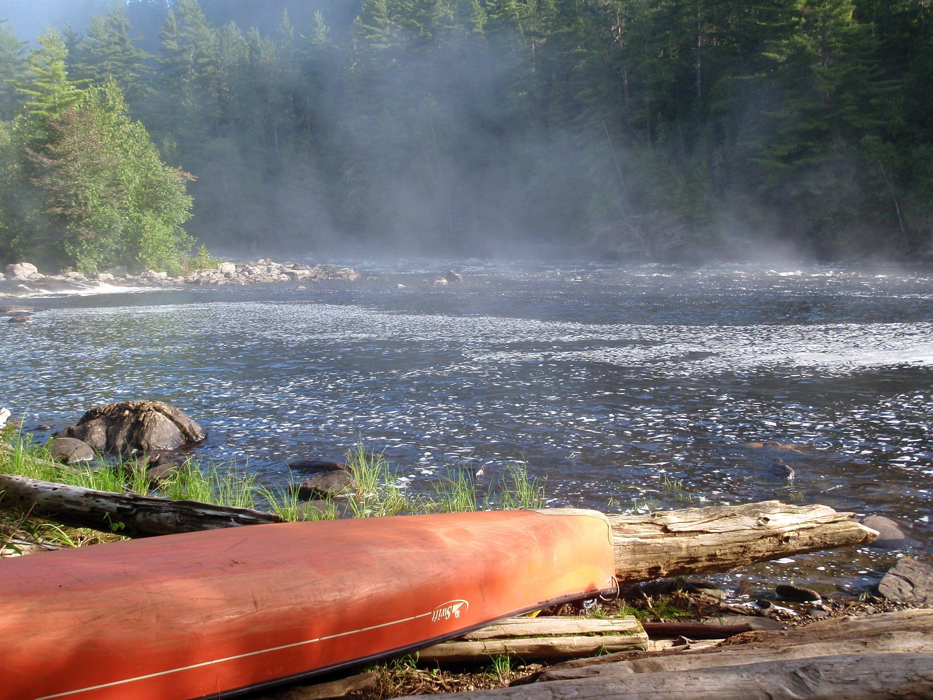 Dumoine River, Quebec, 2008 | Natural landmarks, Ottawa ...