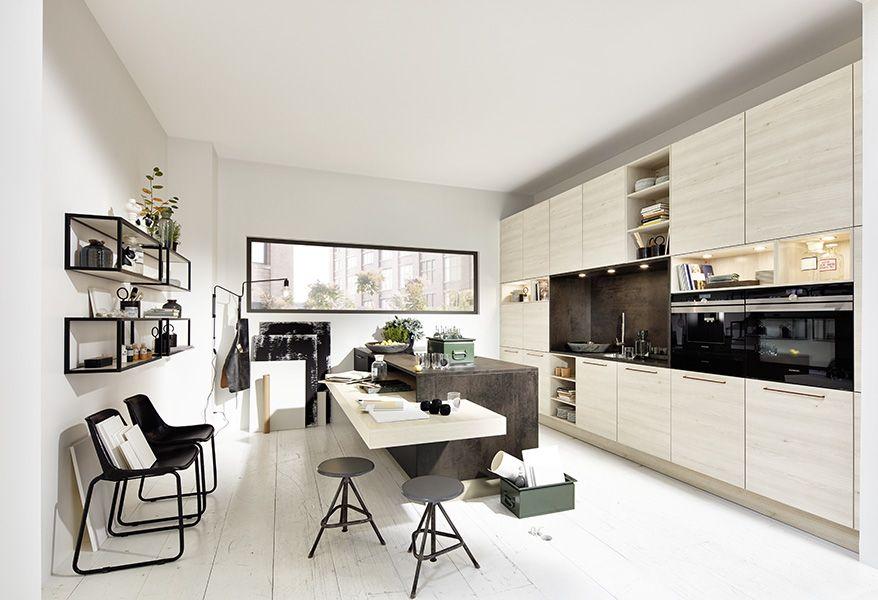 Nolte Manhattan:: | Moderne küche, Marquardt küchen ...