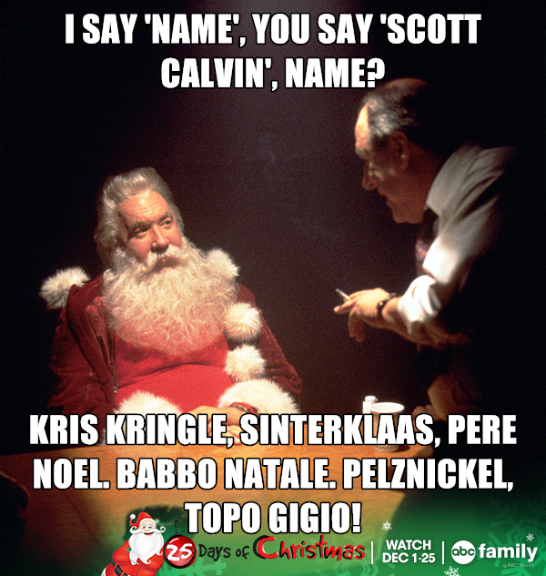 The Santa Clause. I ♥these movies! | Entertainment ...