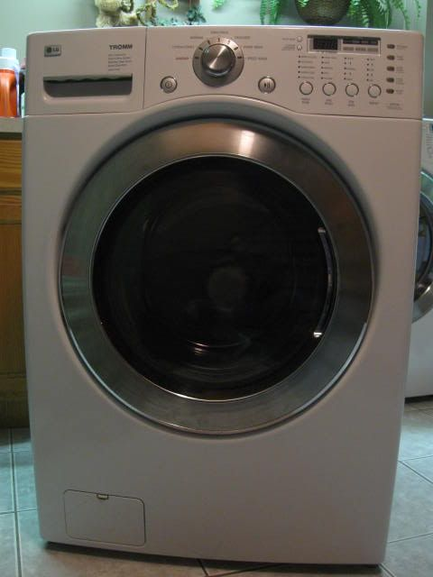 Replace Drain Pump On Lg Washer Step By Step How To Lg Washer Appliance Repair Washer Pump