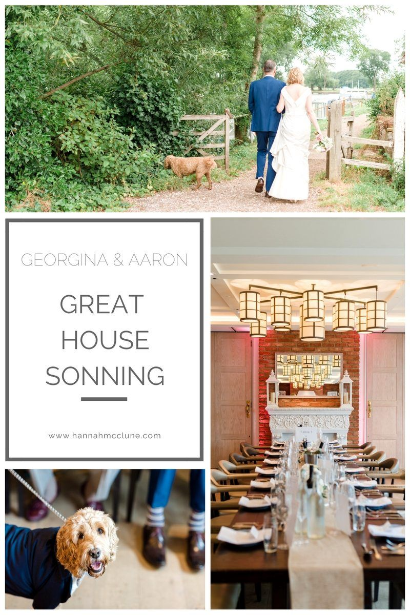 The Great House Sonning Wedding Berkshire Uk Berkshire Wedding