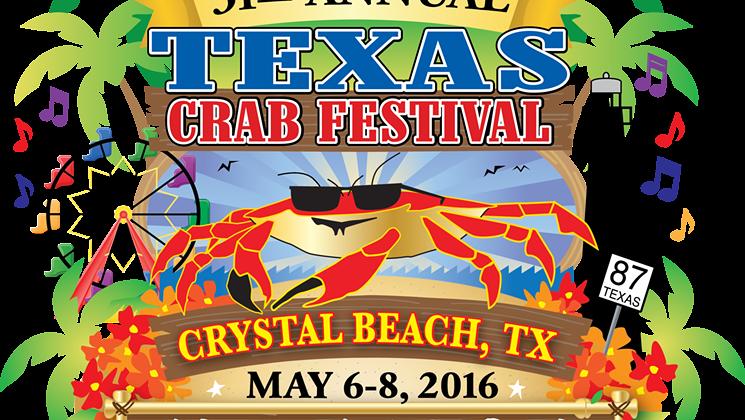 Texas Crab Festival Festival, Crystal beach, Texas