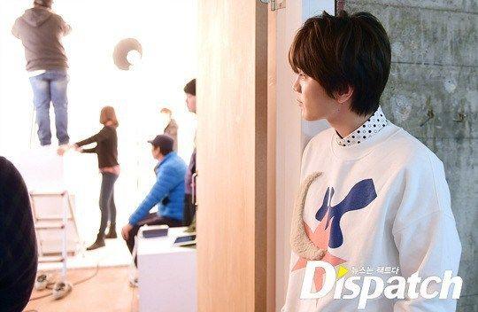 INFINITE SHOWTIME [Dispatch] - #인피니트 Sungjong