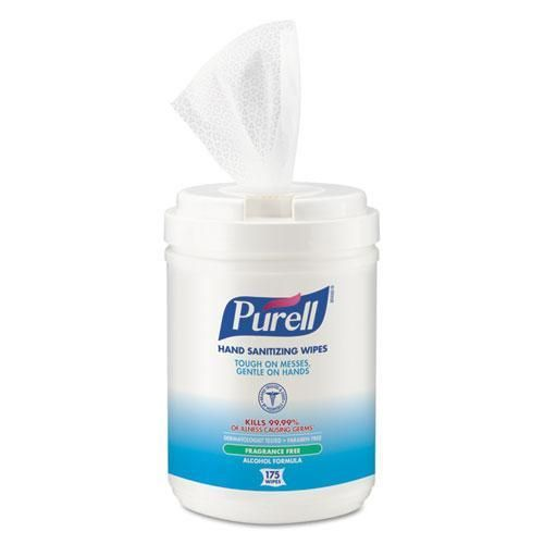 Purell Alcohol Formulation Sanitizing Wipes Alcohol Fragrance