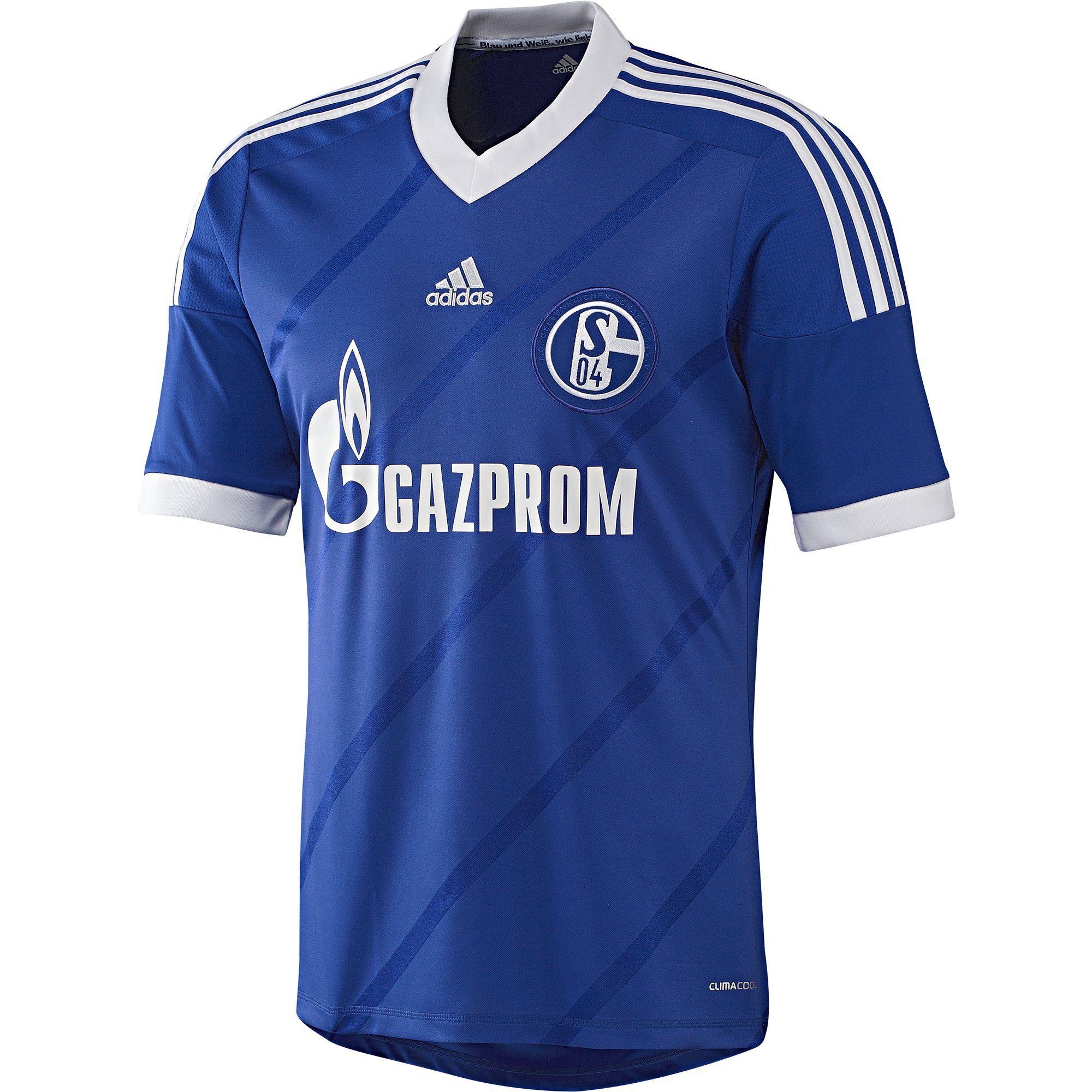 Camisa Schalke 04 I bb94be6e64b65