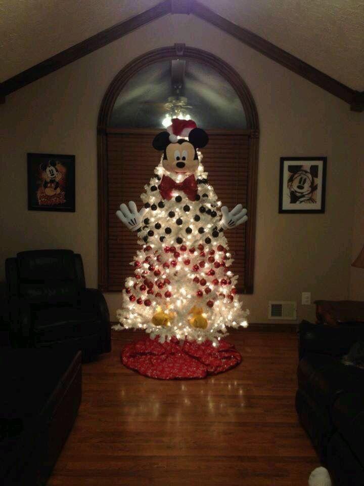 Make a very mini version for Blake\u0027s room Mickey Mouse Christmas