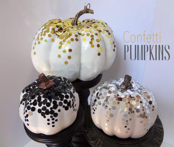 19 Inspiring & Creative Ways To Decorate A Pumpkin | Better Living