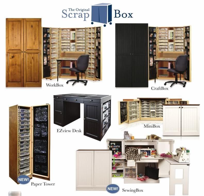 Save On Full Size Workbox At Theoriginalscrapbox Find More The Original Scrap Box Discount Deal Scrapbook Room Organization Scrapbook Storage Dream Craft Room