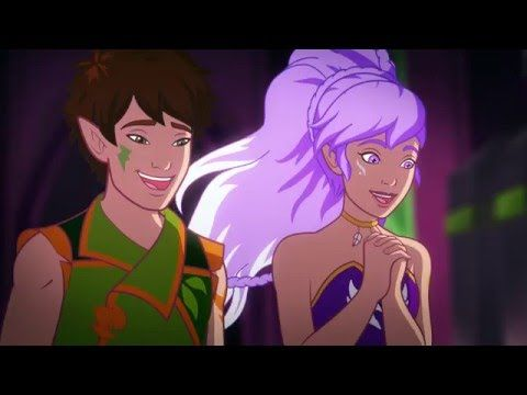 LEGO® Elves - Dragons to Save, Time to be Brave - Story Part 2 ...