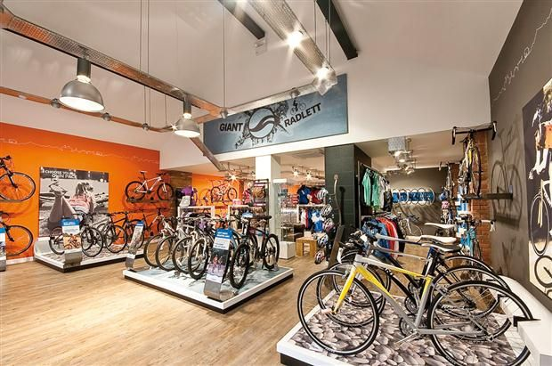 Giant Store Radlett Is One Of The Best Bike Shops In The Uk Gangschaltung The Help
