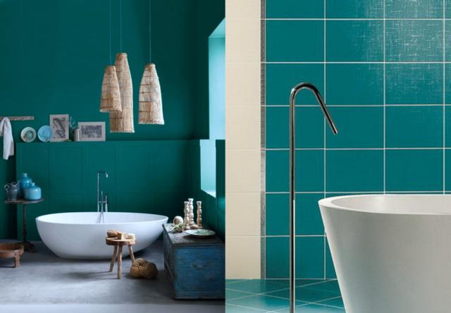20 inspirations déco en bleu canard | Blog deco, Deco design et ...