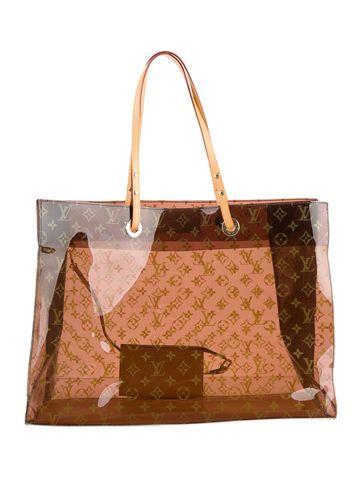 Louis Vuitton Cabas Ambre GM  942374870eada
