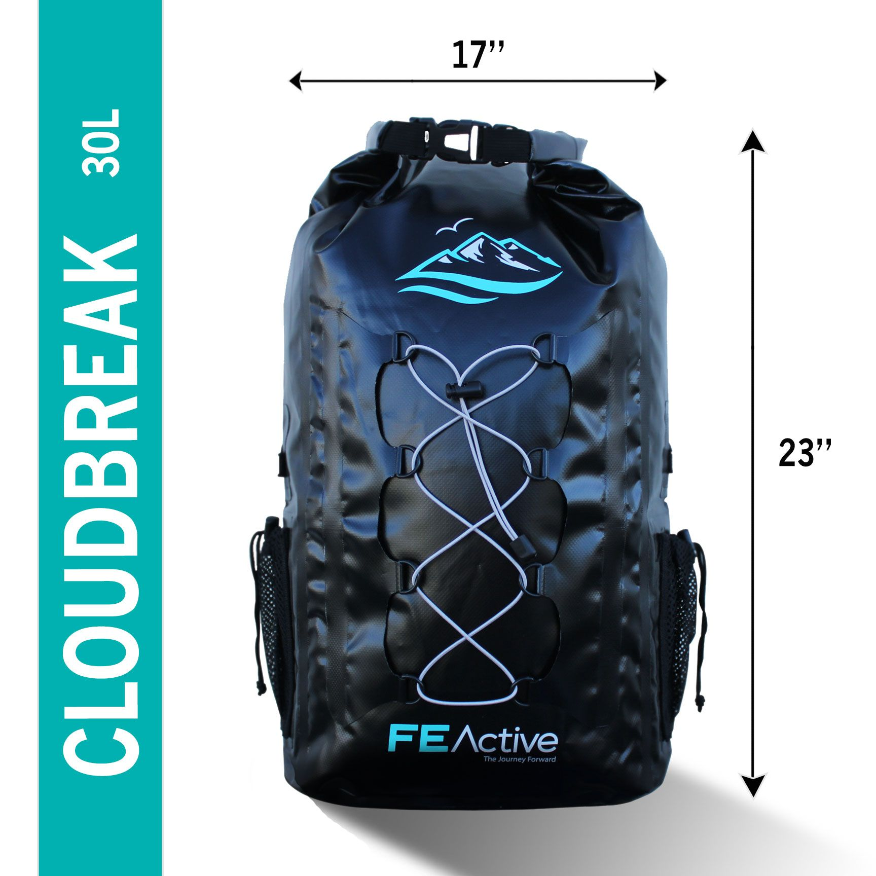 How To Choose The Best Waterproof Backpack For Your Adventures - SplashBest 8203cde97f655